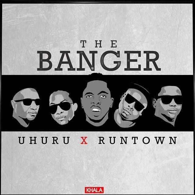 Runtown ft. Uhuru - THE BANGER Artwork | AceWorldTeam.com