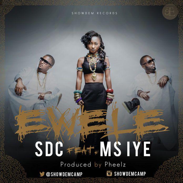 SDC ft. Ms. Iye - EWELE [prod. by Pheelz] Artwork | AceWorldTeam.com