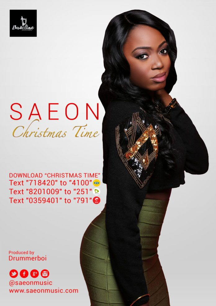 Saeon - CHRISTMAS TIME Artwork | AceWorldTeam.com