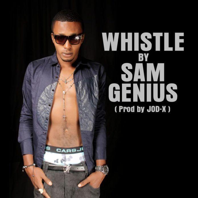 Sam Genius - WHISTLE [prod. by Jod X] Artwork | AceWorldTeam.com