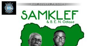 Samklef & Ben Odiase - NATIONAL ANTHEM Remix [Instrumental] Artwork | AceWorldTeam.com