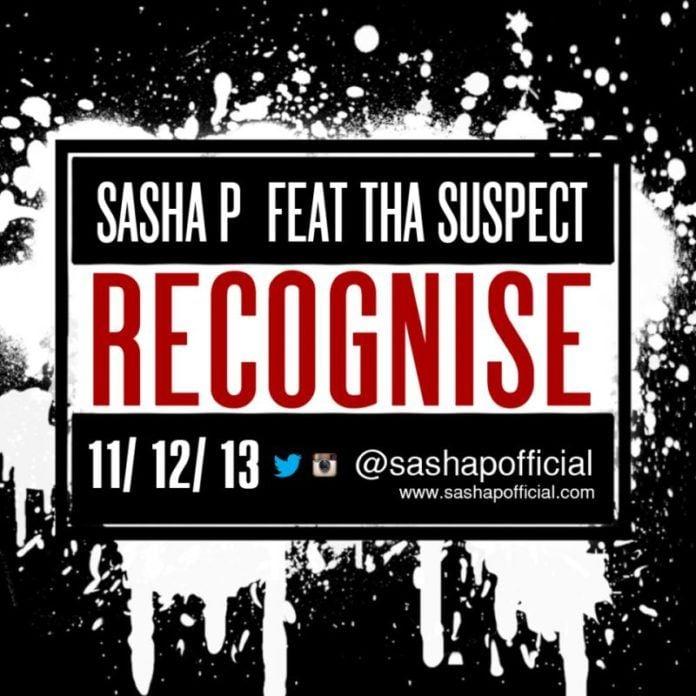 Sasha P ft. Tha Suspect - RECOGNISE Artwork | AceWorldTeam.com
