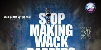 Sean Martin Luther P ft. Terry tha Rapman, Kel, D'Truce & Martino El-Casino - #STOPMAKINGWACKRAPPERSFAMOUS [prod. by Ahmato] Artwork | AceWorldTeam.com