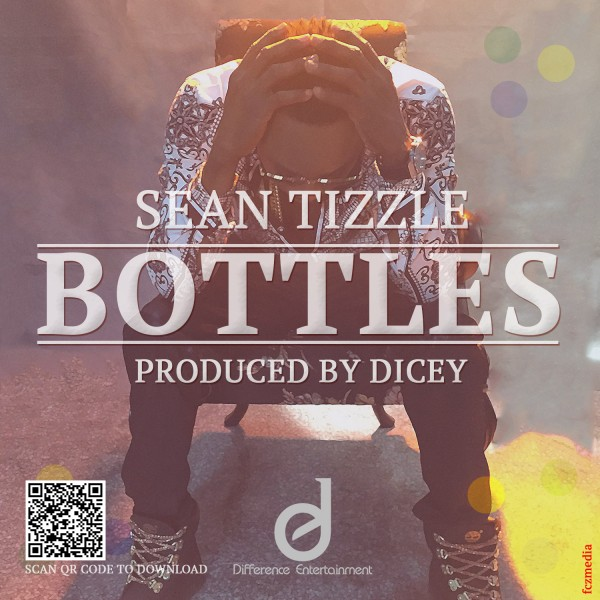 Sean Tizzle - BOTTLES [prod. by Dicey] Artwork | AceWorldTeam.com