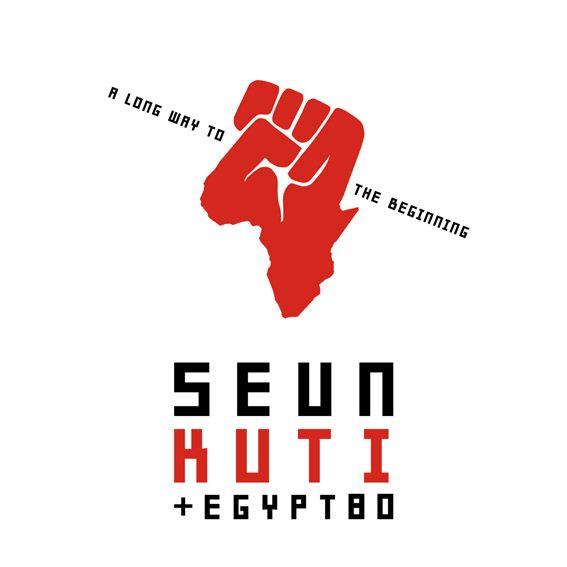Seun Kuti - A LONG WAY TO THE BEGINNING Artwork | AceWorldTeam.com