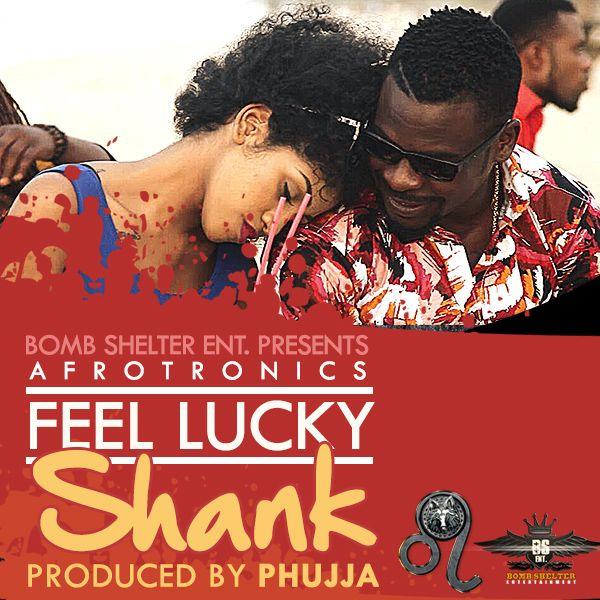 Shank - FEEL LUCKY [prod. by Phujja] Artwork | AceWorldTeam.com