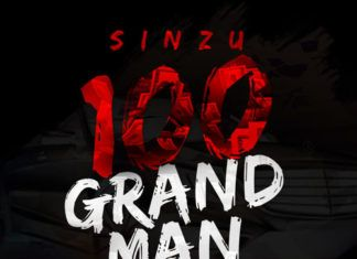 Sinzu - 100 GRAND MAN [prod. by C-Zure Beats] Artwork | AceWorldTeam.com