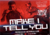 Sinzu & Allie - MAKE I TELL YOU [prod. by Victoriouz Icon] Artwork | AceWorldTeam.com