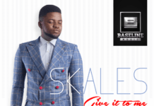 Skales - GIVE IT TO ME [prod. by Kenny Wonder] Artwork | AceWorldTeam.com