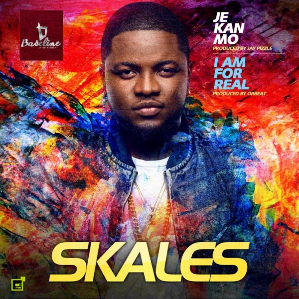 Skales - JE KAN MO + I AM FOR REAL Artwork | AceWorldTeam.com