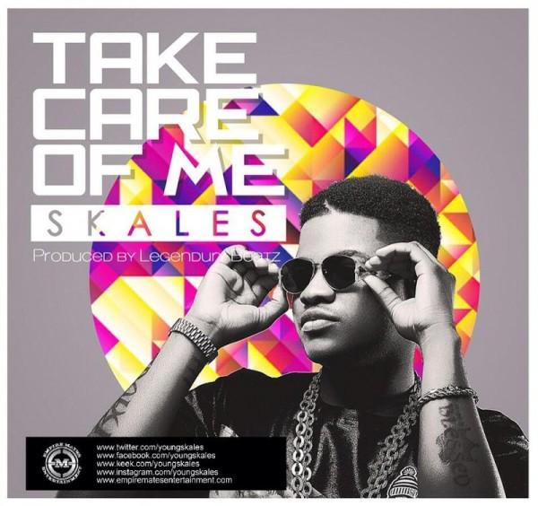 Skales - TAKE CARE OF ME [Official Video] Artwork | AceWorldTeam.com