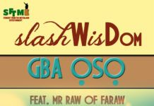 SlashWisdom ft. Mr. Raw [of Faraw] - GBA OSO Artwork | AceWorldTeam.com