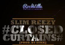 Slim Reezy - CLOSED CURTAINS [prod. by SynX] Artwork | AceWorldTeam.com