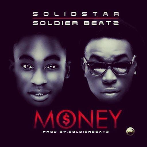 Soldier Beatz ft. Solid Star - MONEY Artwork | AceWorldTeam.com