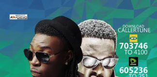 Solid Star ft. Timaya – MY BODY Artwork | AceWorldTeam.com