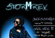 StormRex - NWA NNE ft. Phyno + BLESSING Artwork | AceWorldTeam.com