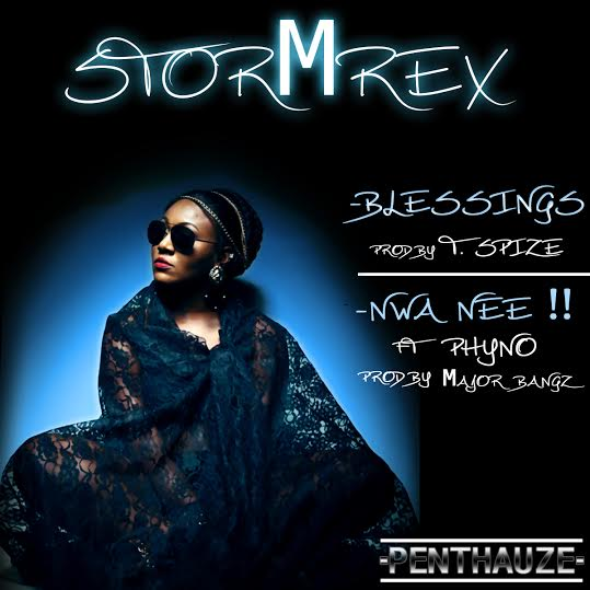 StormRex - NWA NNE ft. Phyno + BLESSING Artwork | AceWorldTeam.com