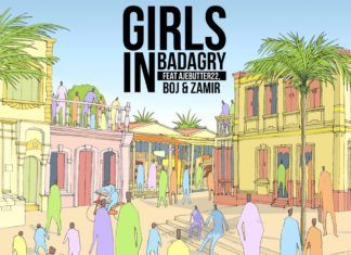 Studio Magic ft. Ajebutter22, BOJ & Zamir - GIRLS IN BADAGRY Artwork | AceWorldTeam.com