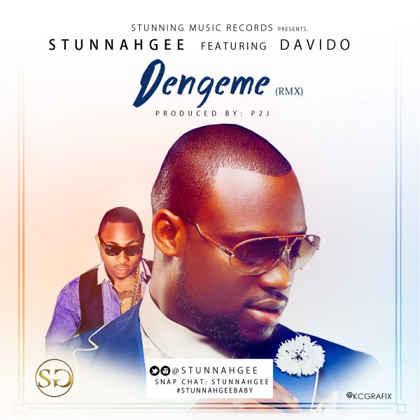 Stunnah Gee ft. DavidO - DENGEME Remix [prod. by P2J] Artwork | AceWorldTeam.com