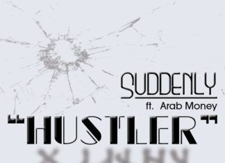 Suddenly ft. Arab Money - HUSTLER [prod. by Irich] Artwork | AceWorldTeam.com