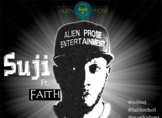 Suji ft. Faith Ocholi - RISING SUN [prod. by 6th Venue Magik] Artwork | AceWorldTeam.com