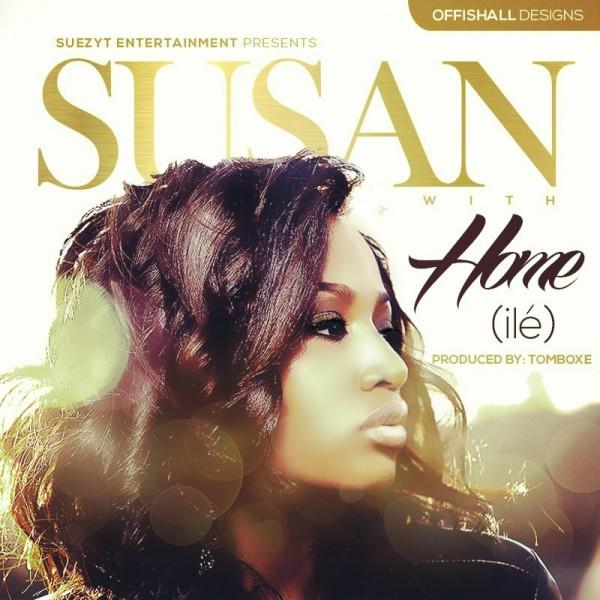 Susan - HOME [Ile ~ prod. by TomBoxe] Artwork | AceWorldTeam.com