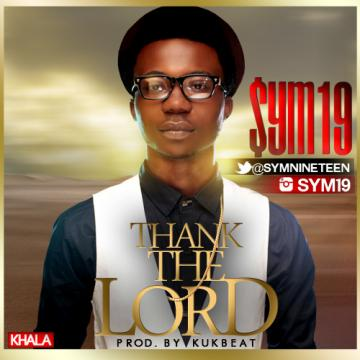 Sym19 - THANK THE LORD [prod. by Kukbeat] Artwork | AceWorldTeam.com
