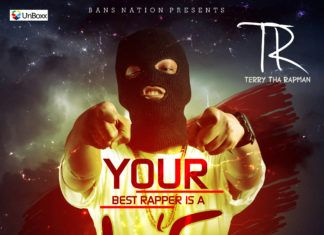 T.R - YOUR BEST RAPPER IS A LIE [Y.B.R.I.A.L] Artwork | AceWorldTeam.com