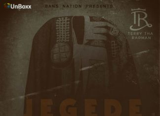 T.R ft. Fame - JEGEDE [prod. by Choco Jay] Artwork | AceWorldTeam.com