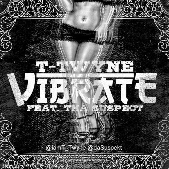 T-Twyne ft. Tha Suspect - VIBRATE Artwork | AceWorldTeam.com