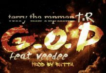 T.R [Terry tha Rapman] ft. VeeDee - G.O.D [Grabbing Our Destiny ~ prod. by Butta] Artwork | AceWorldTeam.com