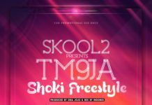 TM9ja - TM SHOKI Freestyle [prod. by Oga Jojo] Artwork | AceWorldTeam.com