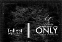 Tallest - ONLY [a Nicki Minaj cover] Artwork   AceWorldTeam.com