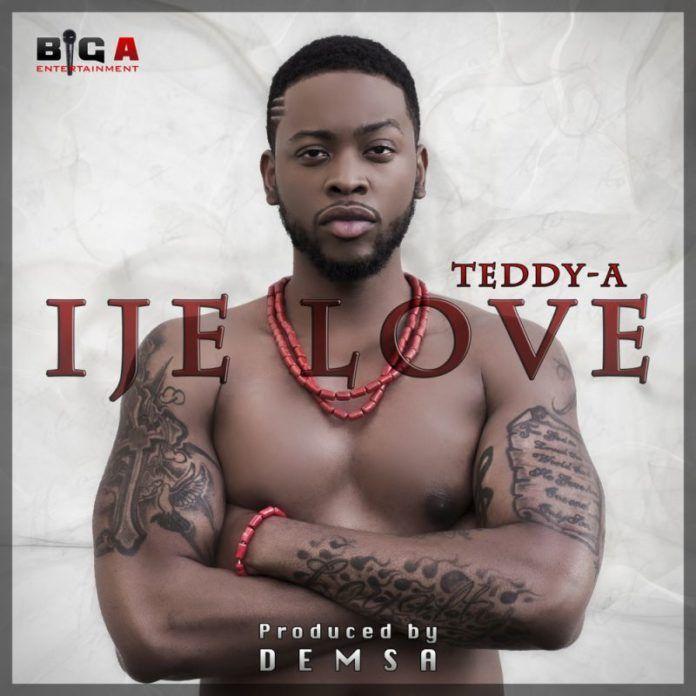 Teddy-A - IJE LOVE [prod. by Demsa] Artwork | AceWorldTeam.com