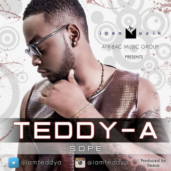 Teddy-A - SOPE [prod. by Demsa] Artwork | AceWorldTeam.com