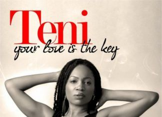 Teni - YOUR LOVE IS THE KEY [Official Video] Artwork | AceWorldTeam.com