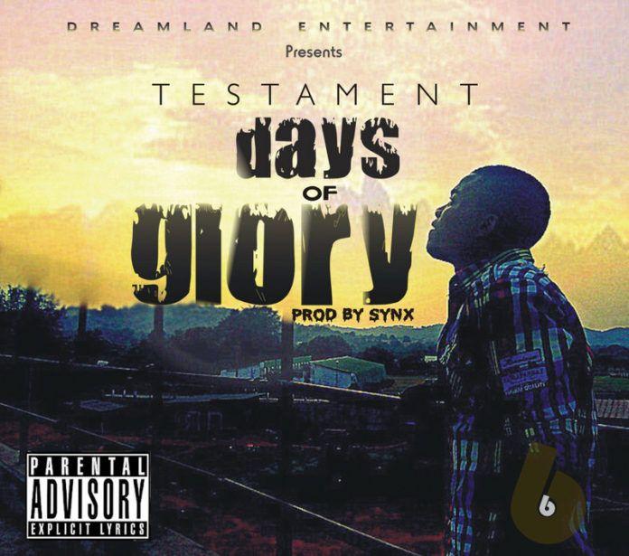 Testament - DAYS OF GLORY [prod. by SynX] Artwork | AceWorldTeam.com