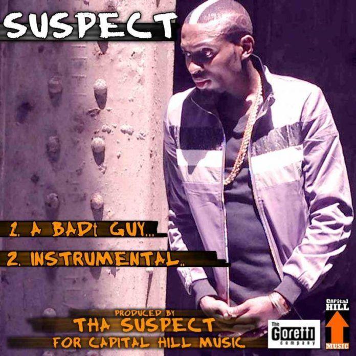 Tha Suspect - A BADT GUY... Artwork | AceWorldTeam.com