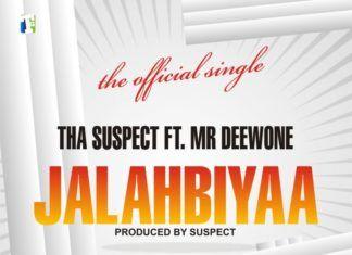 Tha Suspect ft. Mr. Deewone - JALABIYAA Artwork | AceWorldTeam.com