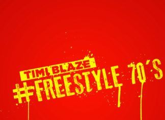 TimiBlaze - #FREESTYLE70's [prod. by Vigho] Artwork | AceWorldTeam.com