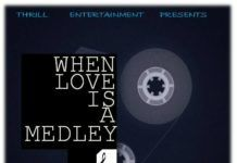 Timzil - WHEN LOVE IS A MEDLEY Artwork | AceWorldTeam.com