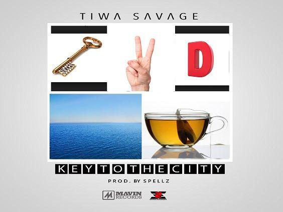 Tiwa Savage - KEY TO THE CITY [prod. by Spellz] Artwork | AceWorldTeam.com