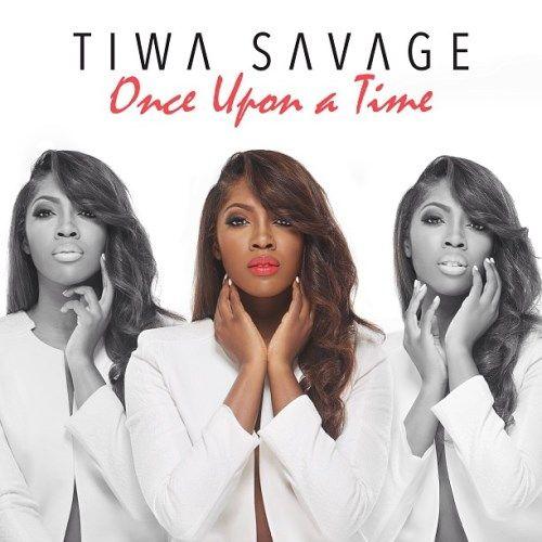 Tiwa Savage - ONCE UPON A TIME Artwork