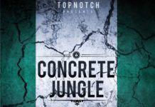 Toby - CONCRETE JUNGLE [Mixtape] Front Artwork | AceWorldTeam.com
