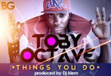 Toby Octave - THINGS YOU DO [a DJ Klem cover] Artwork | AceWorldTeam.com