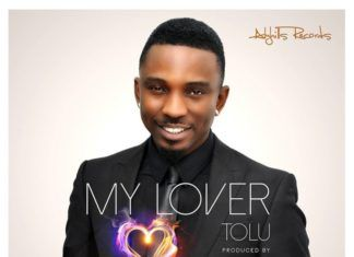 Tolu - MY LOVER [prod. by Don Jazzy] Artwork | AceWorldTeam.com
