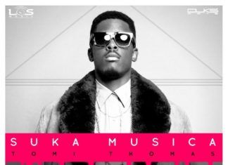 Tomi Thomas [of L.O.S] - SUKA MUSICA [prod. by DJ Dirty Business] Artwork | AceWorldTeam.com
