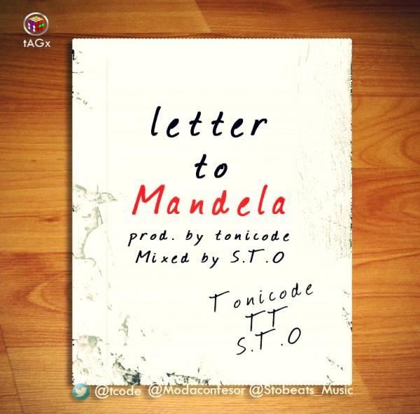 ToniCode ft. TT -  LETTER TO MANDELA Artwork   AceWorldTeam.com