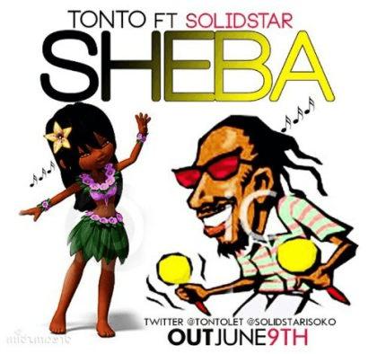 Tonto Dikeh ft. Solid Star - SHEBA [prod. by Popito] Artwork | AceWorldTeam.com