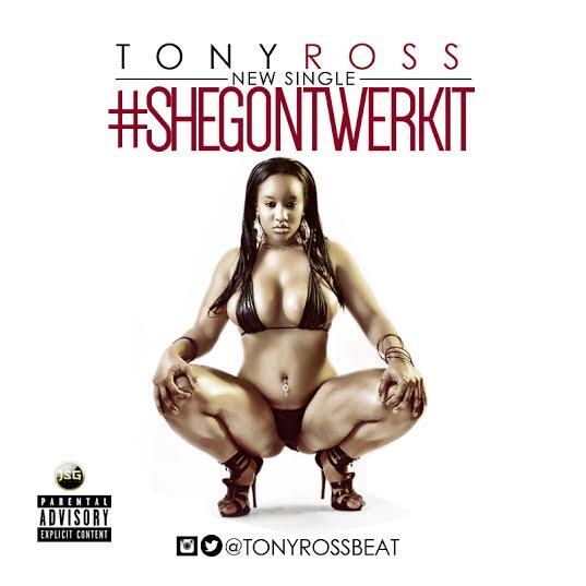 Tony Ross - #SHEGONTWERKIT Artwork | AceWorldTeam.com